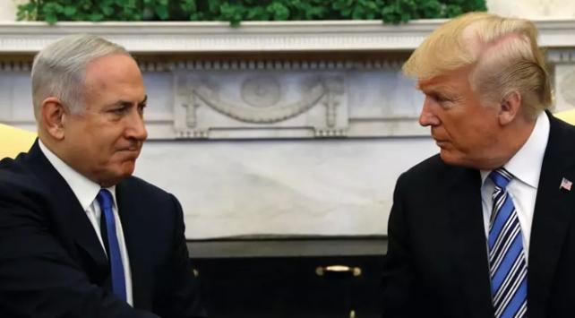 Netanyahu Trumpın desteğiyle yetinmiyor