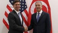 Akar'dan ABD'ye 'Güvenli Bölge' mesajı