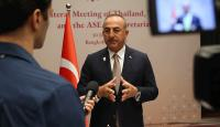 Bakan Çavuşoğlu: S-400'ler NATO'ya yönelik bir sorun teşkil etmiyor