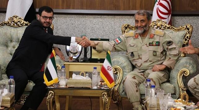 BAE'nin İran'la finansal işlemlere onay verdiği iddia edildi
