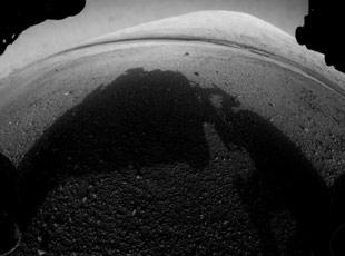 NASA Mars Fotoğraflarını Yayınladı