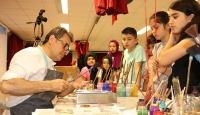 Almanya'da geleneksel Türk el sanatları sergisi düzenlendi
