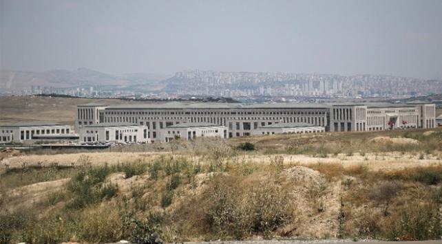 Cumhurbaşkanı Erdoğandan MİTin yeni kalesine ziyaret