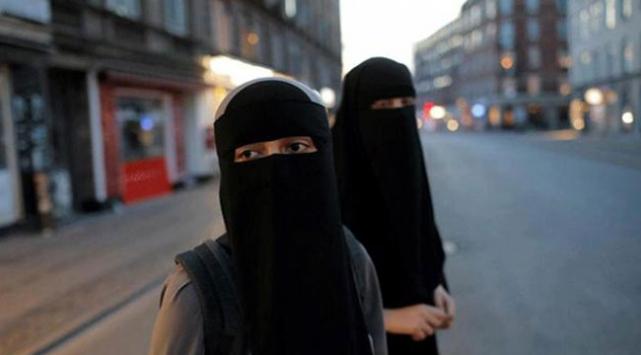 Hollandada burkalı kadınlara sivil müdahale endişesi