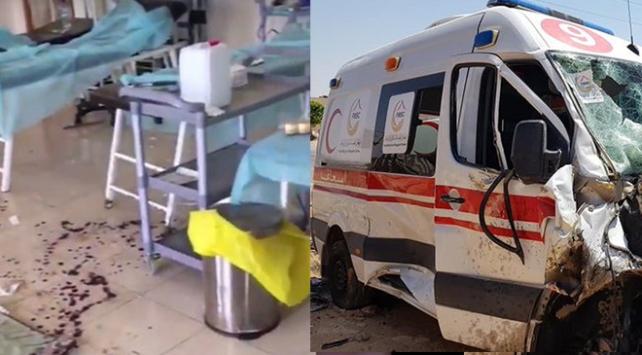 Libyada Hafter hastaneleri ve sağlık çalışanlarını hedef alıyor