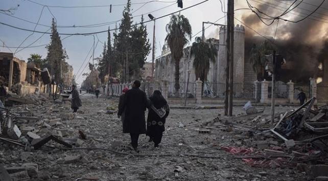 Temmuz ayında Suriyede 433 sivil öldürüldü
