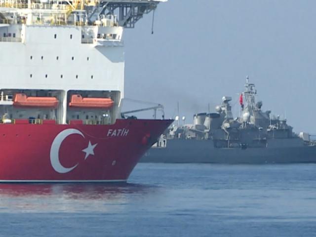 TRT Haber Akdeniz Kalkanı Harekatına katıldı