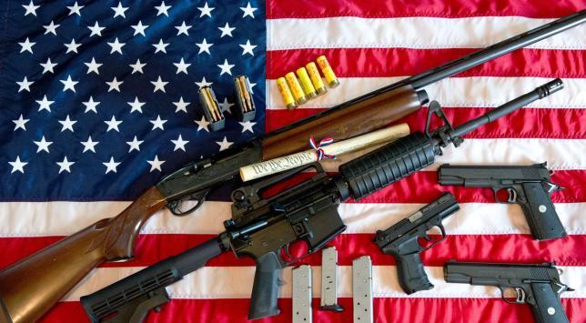 ABD silah şiddeti kıskacında