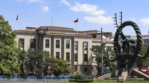 Ankara Valiliği yeni binasında hizmet vermeye başladı