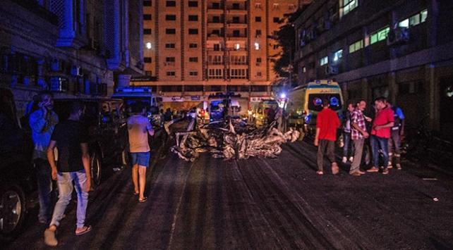 Kahirede meydana gelen patlamanın terör eylemi olduğu açıklandı