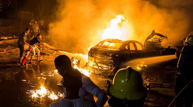 Arap ülkeleri Kahiredeki terör saldırısını kınadı