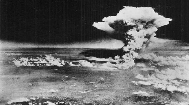 Hiroşima ve Nagazaki'nin üzerinden 74 yıl geçti