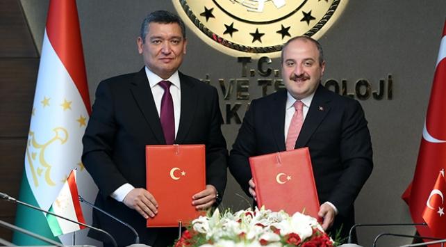 Türkiye ve Tacikistan arasında hedef 1 milyar dolarlık ticaret hacmi