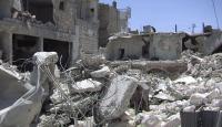 TRT Haber Esed rejiminin en fazla hedef aldığı yerleşim yerine girdi
