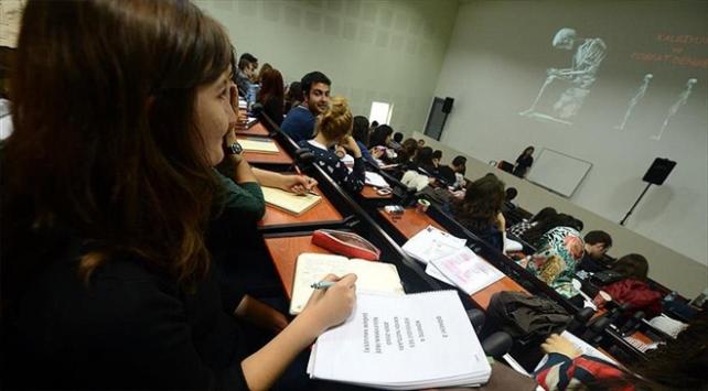 Yükseköğretim programlarında doluluk oranı yüzde 90ı aştı