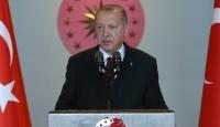 Cumhurbaşkanı Erdoğan: Fırat Kalkanı ve Zeytin Dalı ile başlayan süreç farklı bir aşamaya geçecek