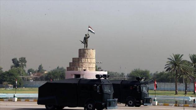 Irak'ın Musul kentinde 'ortak güç' kuruldu