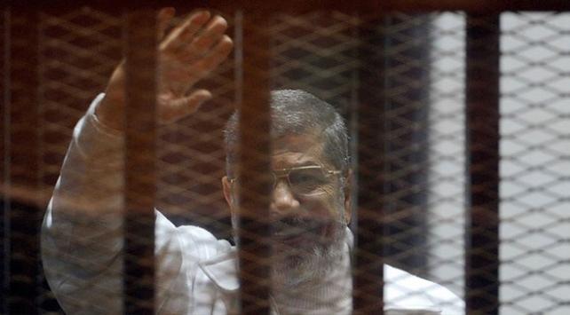 Mursi'nin oğlundan babası için dua talebi