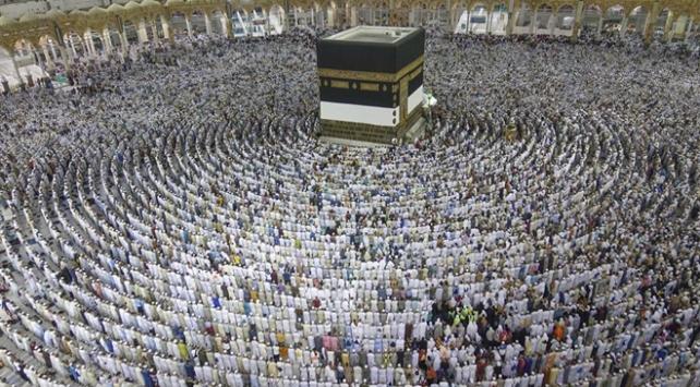Türk hacı kafilelerinin tamamı kutsal topraklara ulaştı