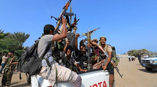 Yemendeki koalisyon Adendeki gelişmelerden endişeli