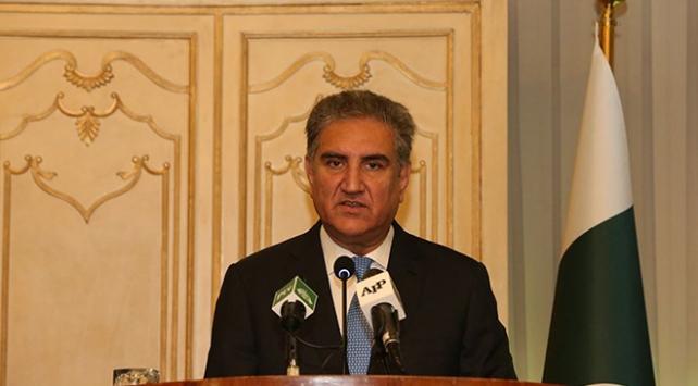 Pakistan Keşmir konusunda AByi bilgilendirdi