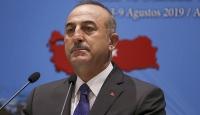 Bakan Çavuşoğlu'ndan 'güvenli bölge' açıklaması