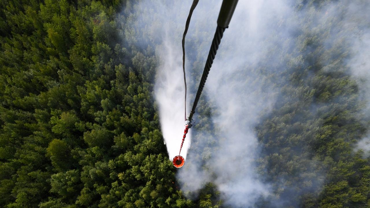 Rusyada orman yangınları söndürülemiyor