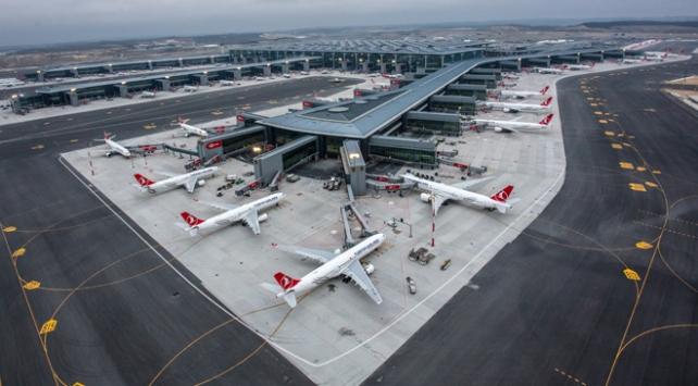 İstanbul Havalimanı bayrama hazır