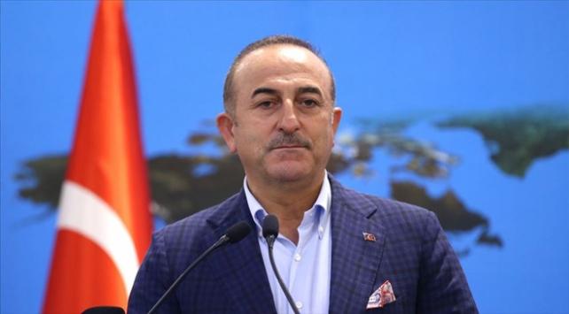 Bakan Çavuşoğlu: Suriyede bir oyalama sürecine müsaade etmeyiz