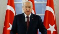 Bahçeli: Türkiye'de erken seçime ihtiyaç yoktur