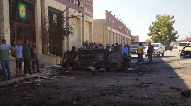 Türkiyeden Libyadaki saldırıya kınama