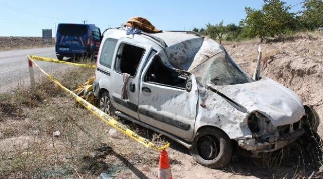Trafik kazaları 2 günde 24 can aldı