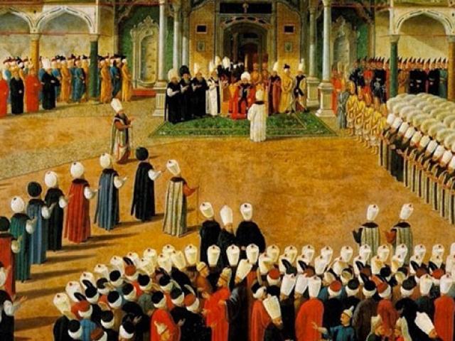 Osmanlıda bayram geleneği