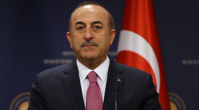 Bakan Çavuşoğlu: Fıratın doğusu ne pahasına olursa olsun temizlenecektir