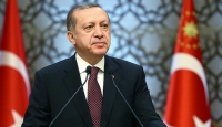 Cumhurbaşkanı Erdoğan'dan liderlere bayram tebriği