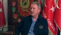 Bakan Akar: Atılacak ne adım varsa Türkiye Cumhuriyeti ve TSK hazır