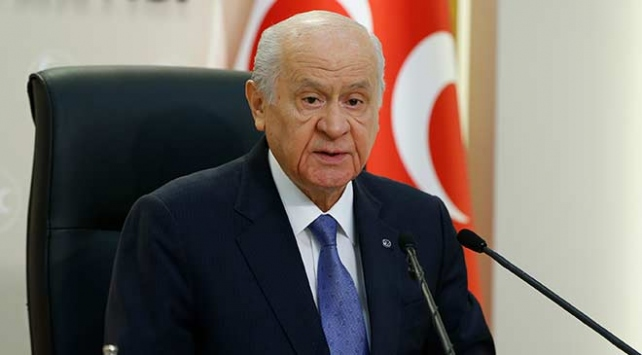MHP Genel Başkanı Bahçeli: Cumhurbaşkanlığı Hükümet Sistemini karşılıksız destekliyoruz