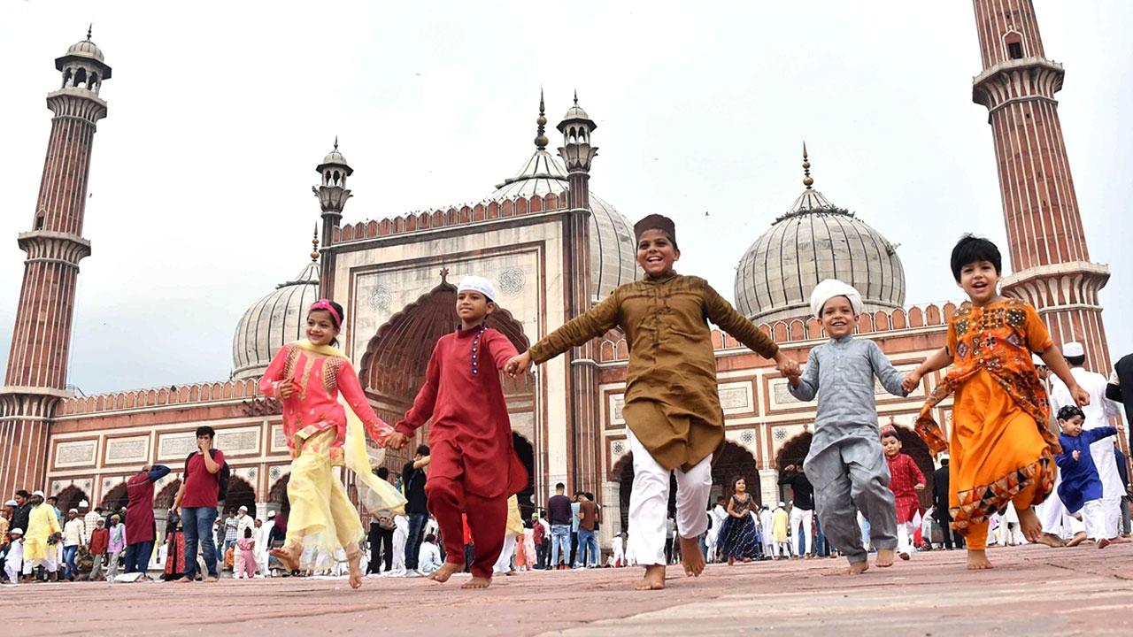 Hindistanın başkentinde Kurban Bayramı