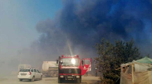 Gebzedeki orman yangını söndürüldü