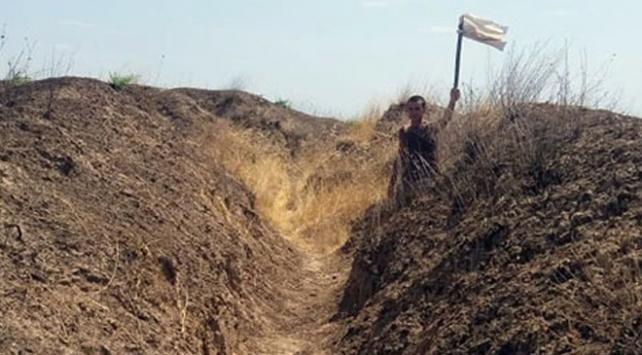 Ermenistan askeri Azerbaycana sığındı