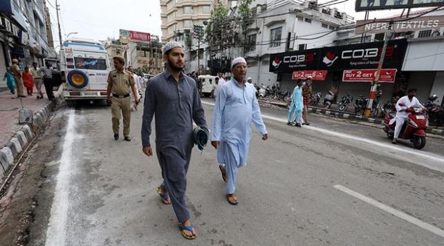 Pakistandan Cammu Keşmirde dini özgürlüklerin kısıtlanmasına kınama