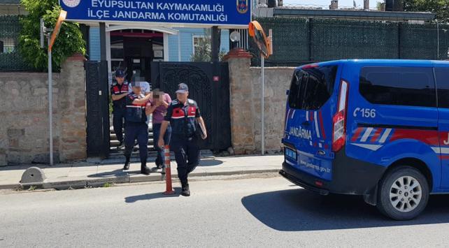 """İstanbulda """"Şekerci Abi"""" lakaplı uyuşturucu şüphelisi yakalandı"""