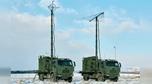 TSKnın elektronik taarruz kabiliyeti milli sinyal karıştırıcı ile artıyor