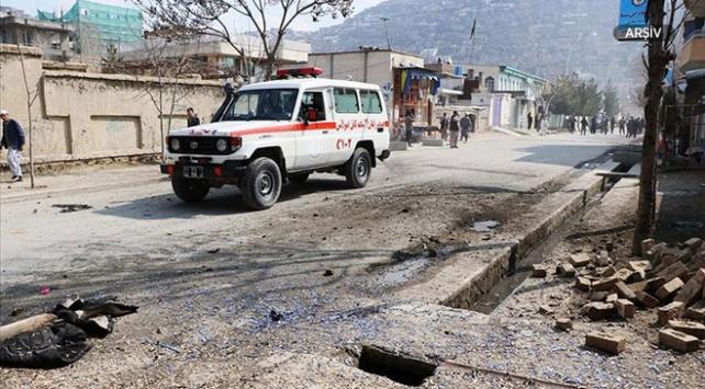 Afganistanda bombalı saldırı: 5 ölü, 3 yaralı