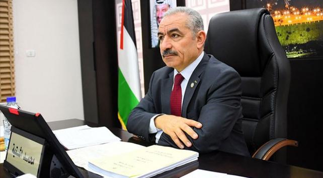 Filistin Başbakanı Iştiyye: ABD ile Filistin ilişkilerinin İsrailden bağımsız olmasını istiyoruz