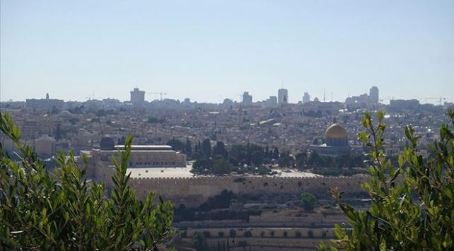 """Ürdünden İsraile """"Kudüs"""" notası"""