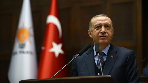 Cumhurbaşkanı Erdoğan: 2023 hedeflerimize doğru kararlılıkla yürümeye devam edeceğiz