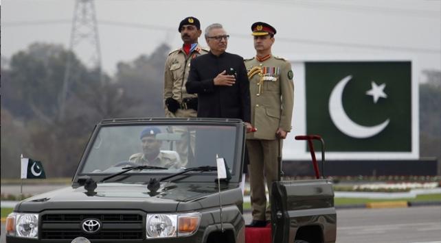 Pakistan Cumhurbaşkanından Hindistana Cammu Keşmir resti