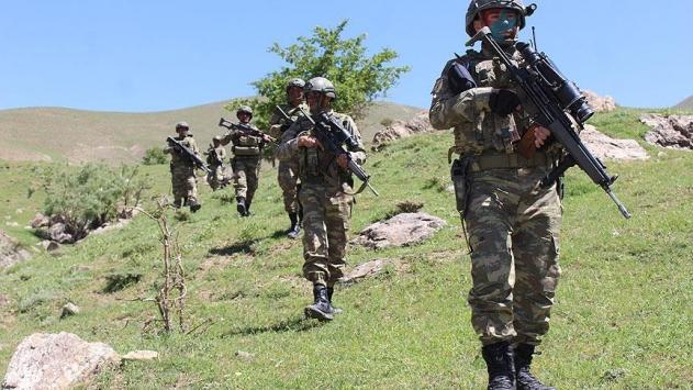 Kars Kağızman kırsalında 3 terörist etkisiz hale getirildi