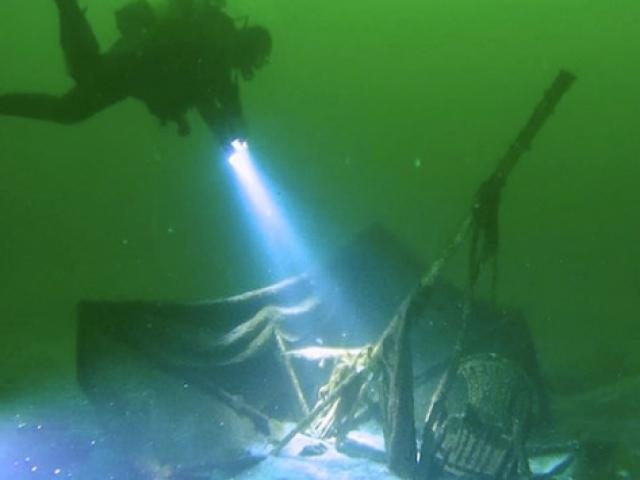 Marmara Depreminin izlerini su altında görüyorlar